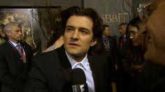 The Hobbit Cast Celebrates Smaug [VIDEO]