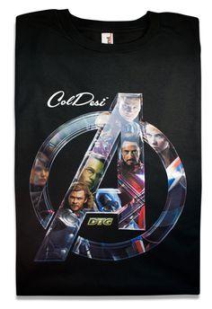 DTG Avenger shirt #superhero #comicbook