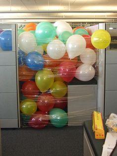 Might be a fun way to wish someone a happy birthday :)