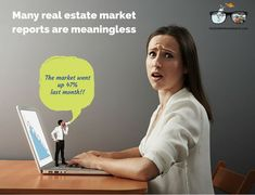 The reasons why many real estate market reports reports and trends are limited at best. Real Estate Articles, Real Estate Information, Real Estate Tips, Investment Tips, Home Selling Tips, Home Buying Process, First Time Home Buyers, Real Estate Investing, Estate Homes