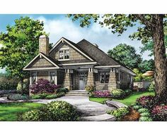 Craftsman Style House Plans At Eplans #0 Inspiration Ideas