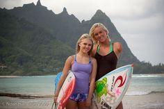 AnnaSophia Robb and Bethany Hamilton. - Buscar con Google