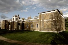 Dulwich Picture Gallery - John Soane.  Architectural inspiration/model for future museums.