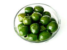 Warmed Castelvetrano Olives - Pinch of Nutmeg