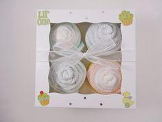 Gender Neutral Baby Gift Unisex baby gift set by babydelights1 #notfindingout #genderneutral #babyshower