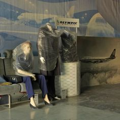 Athens Ellinikon International Airport (closed since - Olympic Airways Terminal Real Estate Values, Space Museum, Exploration, Living In New York, Photography Projects, International Airport, Abandoned Places, Great Photos, Olympics