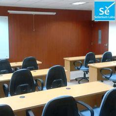 #Selenumlabs, Software testing training institute in Bangalore provide #Selenium_classroom training on weekdays/weekends.