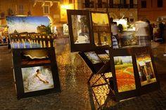 Piazza Navona – photo by Dick Wandel