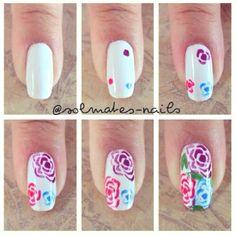 Decora tus uñas a la ultima moda en esta primavera.