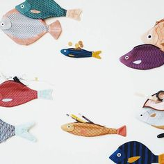 Bloesem kids   Don Fisher - Fish-ionable accessories