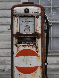 Gas Pump   Rusttee