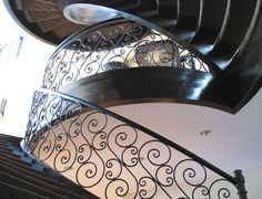 Helical Staircase & Railing 2006