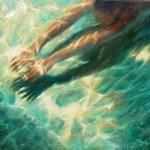 Swimming..
