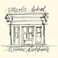Vikerl's Lokal Vienna, Logos, Home Decor, Decoration Home, Room Decor, Logo, Home Interior Design, Home Decoration, Interior Design