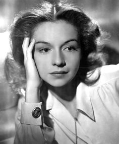 Ruth Ford (July 7, 1915 - August 12, 2009) American actress.