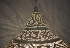 Moroccan Hanging Lamp   Moroccan Pendant Lights   Moroccan Light - E Kenoz