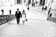 courthouse wedding elopement