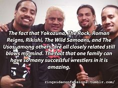 The+Usos+Family+Tree | Roman Reigns And The Usos And the usos, among others