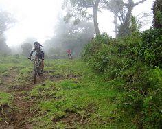 """""""Traversing #CostaRica by Foot, #Bike, and Paddle""""#mountainbiking!"""