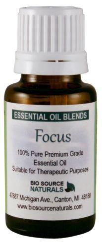 Focus ™ Essential Oil Blend - 0.5 fl oz (15 ml)