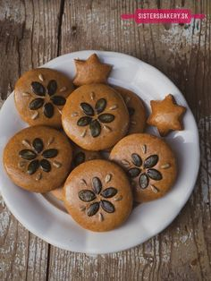 Bakery, Muffin, Food And Drink, Cookies, Breakfast, Advent, Recipes, Basket, Crack Crackers