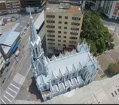 La iglesia de Ermita Cali Colombia