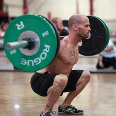 It would not be the CrossFit Games with out Speal! He makes it again for 2012!!