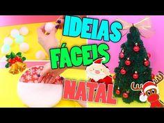 DIY IDEIAS FACEIS DE NATAL QUE VOCÊ PRECISA FAZER | Jana Taffarel - YouTube