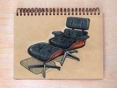 Sketchbook 2015 by Reid Schlegel
