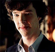 Haha John doesn't like your website Sherlock!