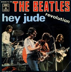 "doraemonmon: ""Hey Jude / Revolution "" The Beatles The Beatles, Beatles Singles, Beatles Albums, Music Albums, Lps, Rock And Roll, Pop Rock, Jane Asher, Ringo Starr"