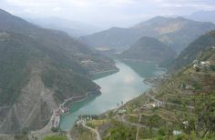 Chamera - Lake - Himachal Pradesh - India