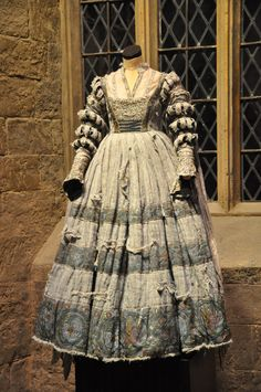 The Costumer's Guide to Movie Costumes The Grey Lady, Harry Potter and the philosophers stone