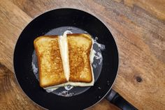 Soon, Grilled Cheese Will be Falling From the Skies : Your dreams have all come true.  #SelfMagazine