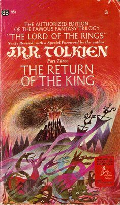 Return of The King = My Favorite