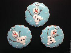 Купить Снеговик Олаф - олаф, холодное сердце, Новый Год, день рождения, подарок, сувенир