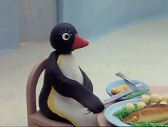 pingu and pinga cartoon - Google Search