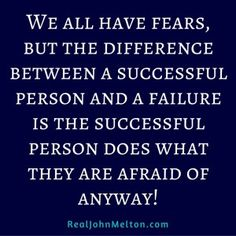 Fear-Quote