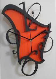 Resultado de imagen para como hacer relojes de pared artesanales