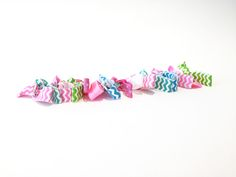 Zuckersüsse Haargummis - auch als Armbandhübsch... #braclets #elastic #hair #armbänder #haar