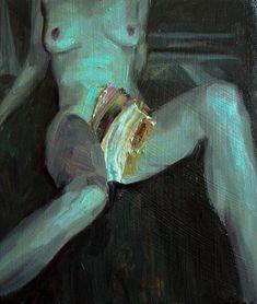 Hélène Delmaire / arte, pintura, cuerpo, femenino, desnudo, mujer
