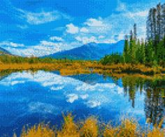 Cross Stitching, Hand Embroidery, Bloom, Birds, Painting, Art, Digital, Art Background, Painting Art