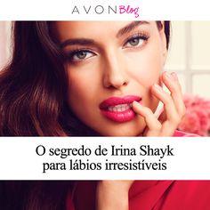 Siga o #AVONBlog e descubra truques e dicas de beleza em www.avonblog.pt