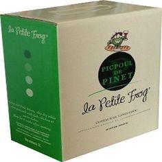 2010 La Petite Frog Coteaux du Languedoc Picpoul de Pinet (for Gallery Show?) $25, 3L