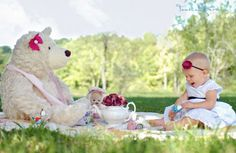 Tea party photography