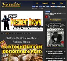 Yendis' homepage, created by Tuzongo.com