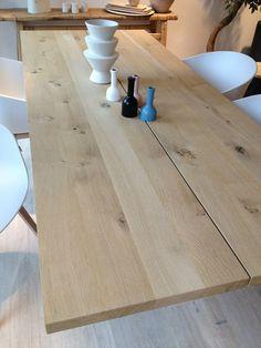dk3_3 Table seen at Olivias Hus in Mandal, Norway. #Wildoak #dk3_3 #OliviasHus #danishdesign #furniture #dk3 www.dk3.dk