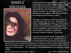 Simply Michael Mission Statement Zita Ost Design@2013
