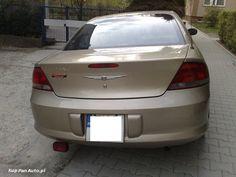 Chrysler Sebring 2.4, 2004r, 150KM