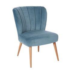 Zurück in die 60s. Die schwungvolle und aufregende Form des Vintage Stuhls, findet bei uns ihr Comeback. Neben der tollen Optik, sorgt der Stuhl für ein hohes Maß an Gemütlichkeit.